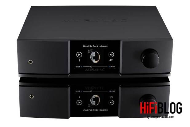 AURALiC ALTAIR G2 1 Digital Audio Streamer 02