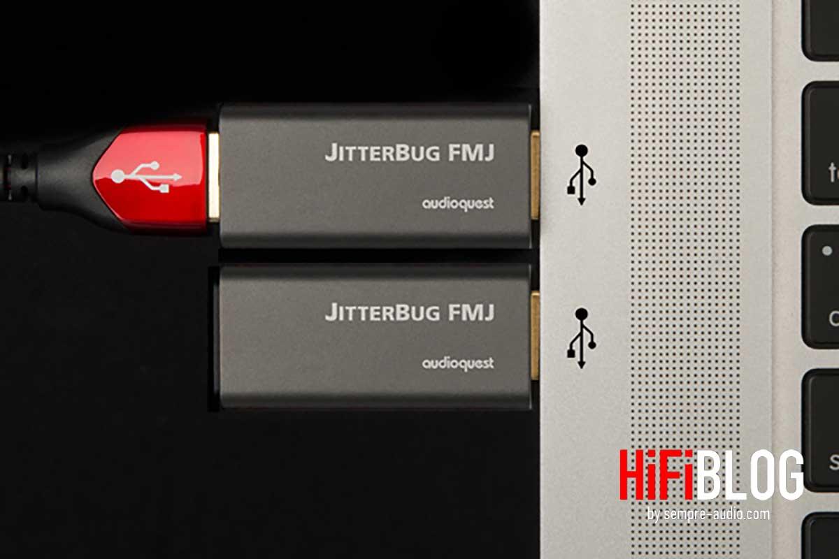 AudioQuest JitterBug FMJ 02