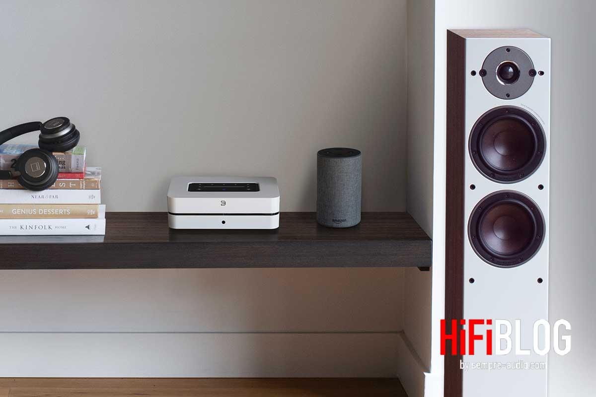 Bluesound POWERNODE Wireless Multi room Music Streaming Amplifier 06