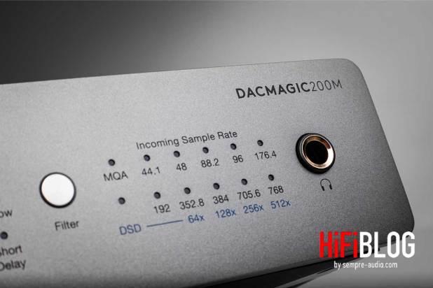 Cambridge Audio DacMagic 200M Hi Res DAC 01