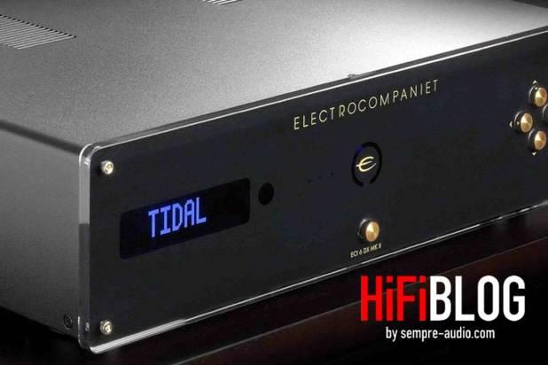 Electrocompaniet TIDAL Connect 01