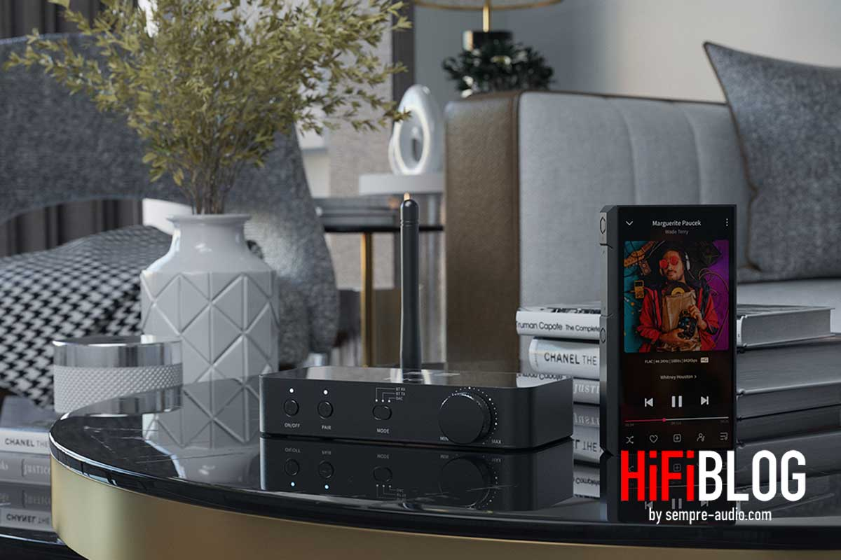 FiiO M11 Plus LTD Portable Music Player 08