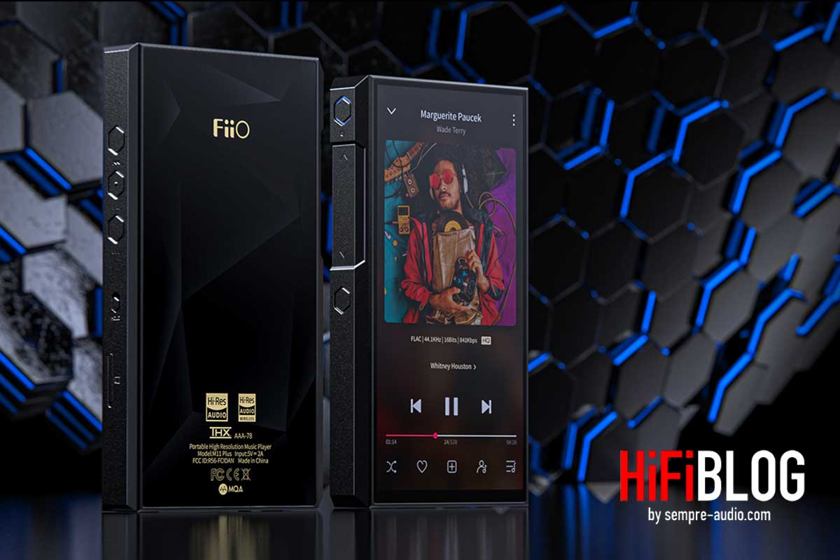 FiiO M11 Plus LTD Portable Music Player 10