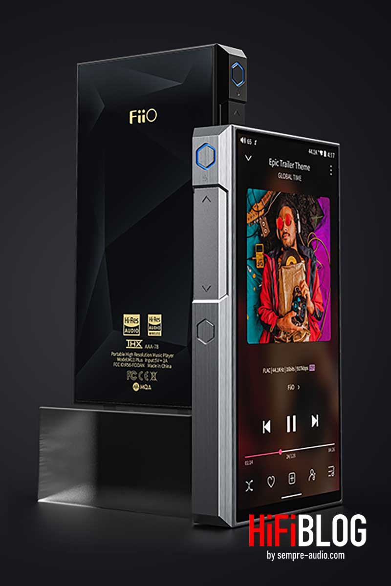 FiiO M11 Plus LTD Portable Music Player 12
