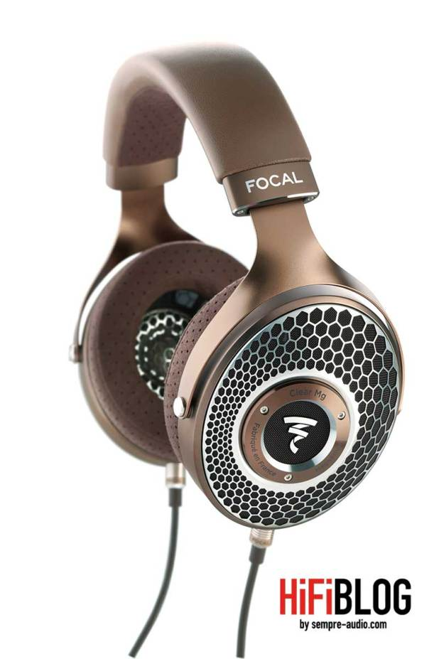 Focal Clear Mg 17