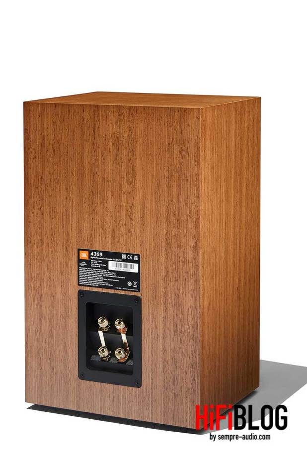 JBL 4309 Studio Monitor 10