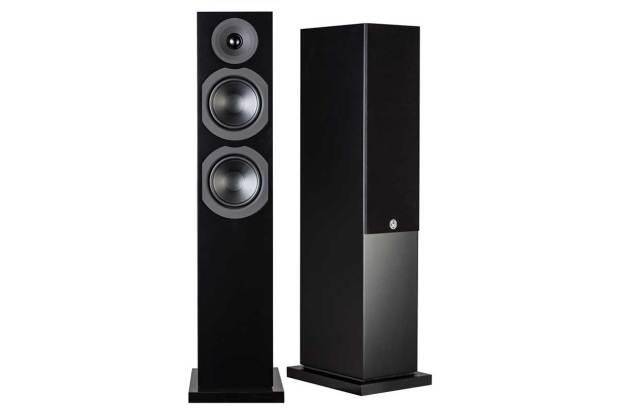 System Audio SA Legend 60 2 Silverback Black
