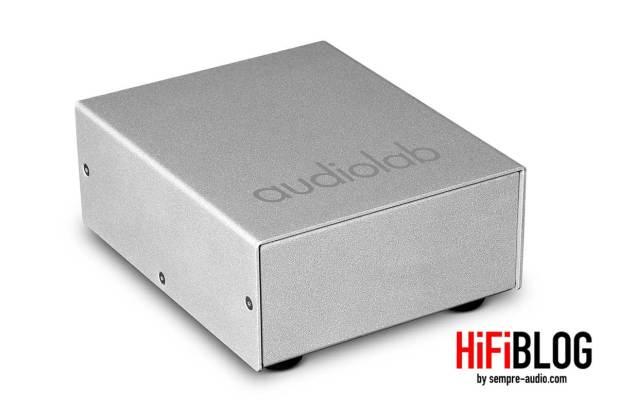 Audiolab DC Block 02