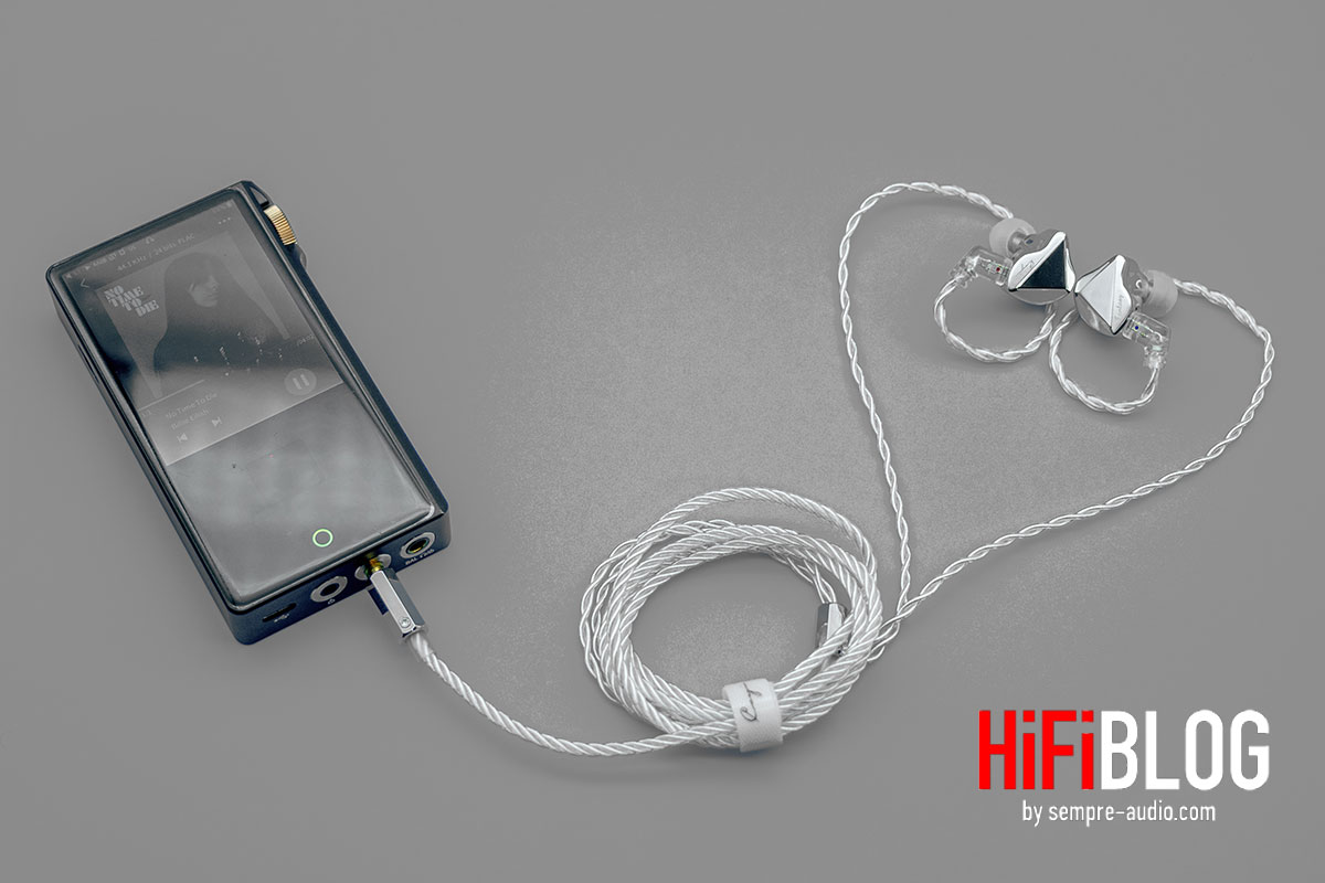 Cayin In ear Monitor YD01 Fantasy 05