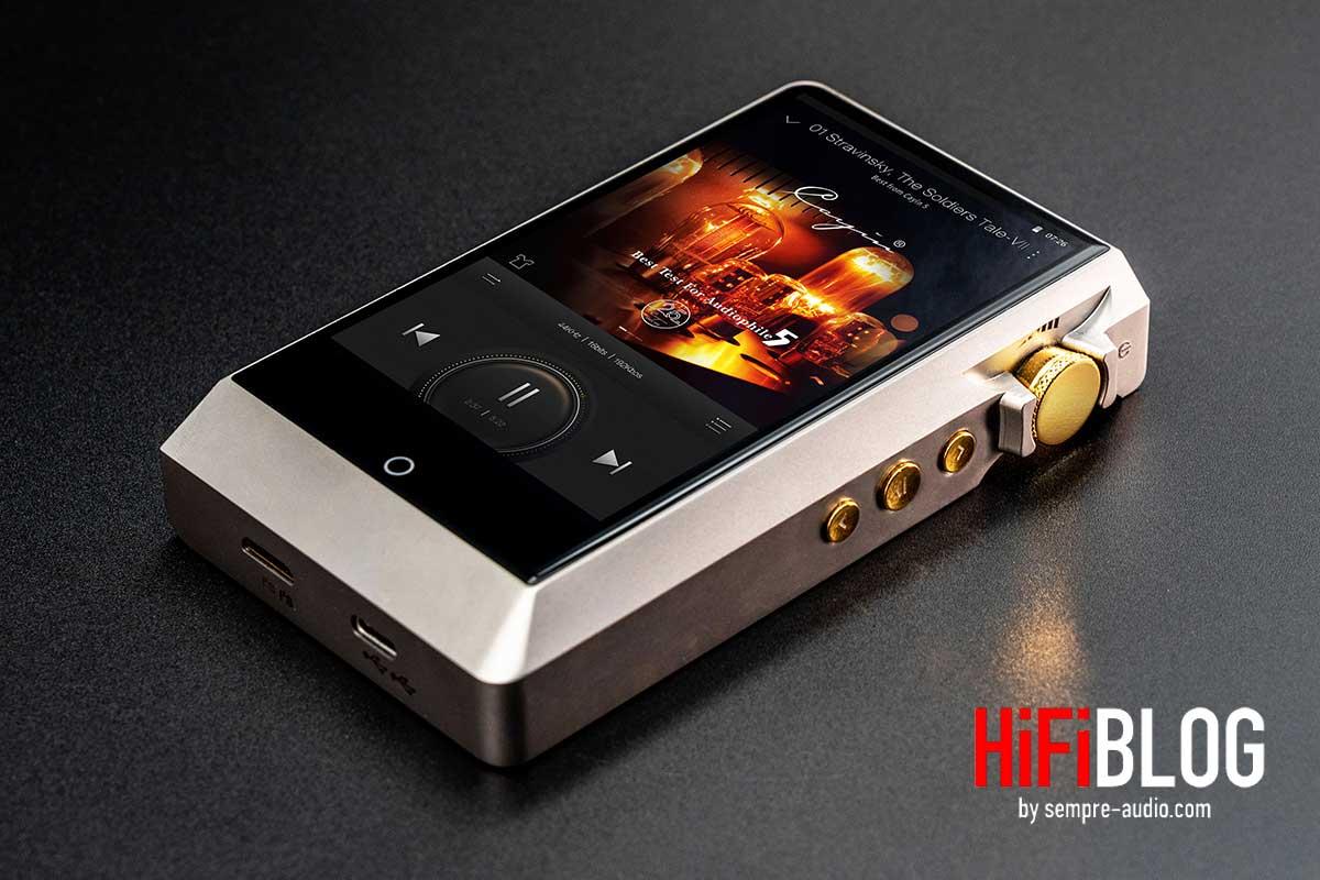 Cayin N6ii Ti R 2R Titanium Limited Edition 08
