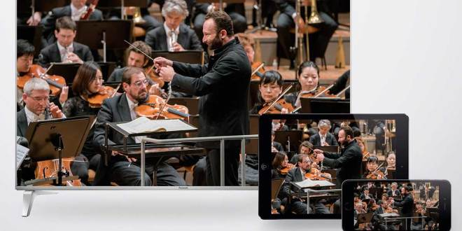 Digital Concert Hall of the Berlin Philharmonic