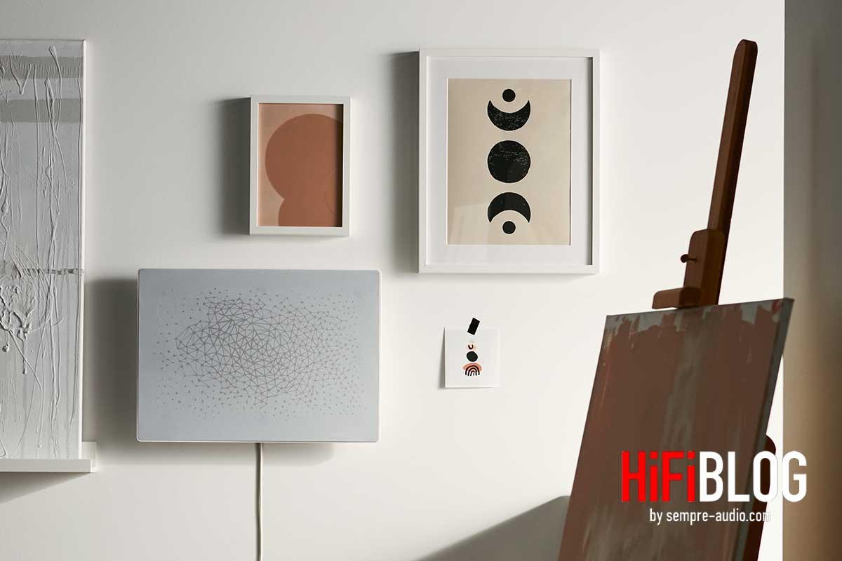 Ikea SYMFONISK Rahmen mit WiFi Speaker 03