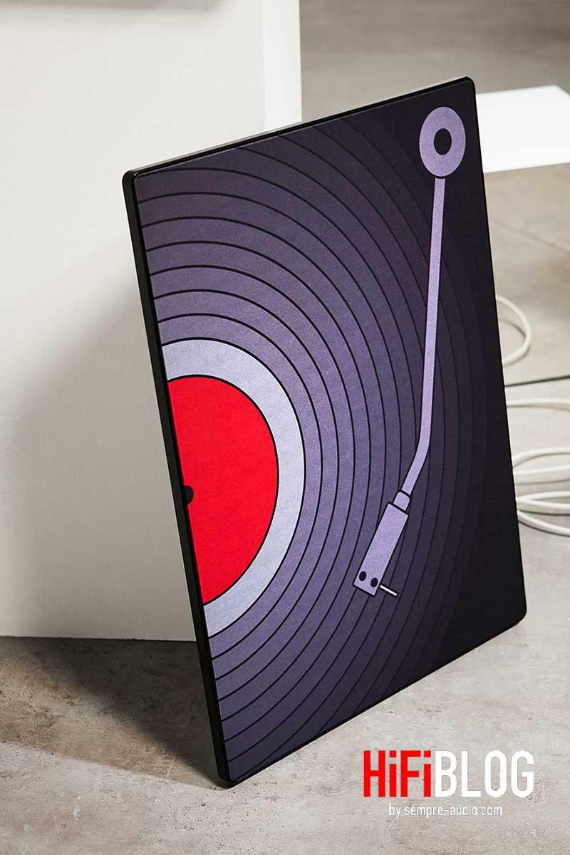 Ikea SYMFONISK Rahmen mit WiFi Speaker 07
