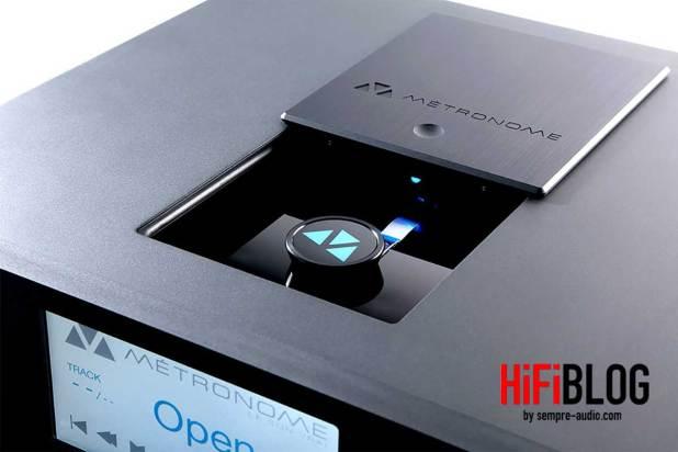 Metronome AQWO SACD CD Hybrid Player 01