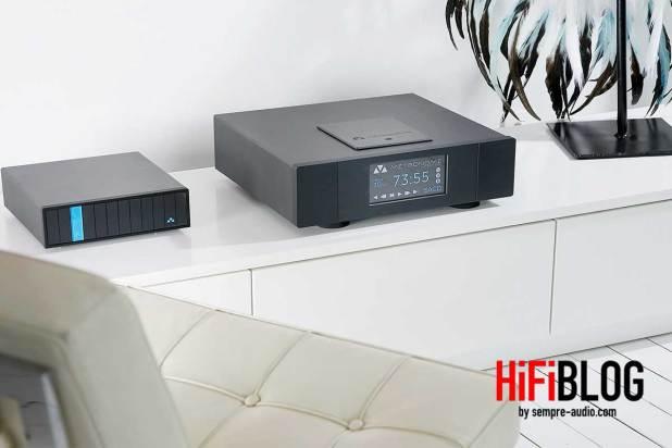 Metronome AQWO SACD CD Hybrid Player 03