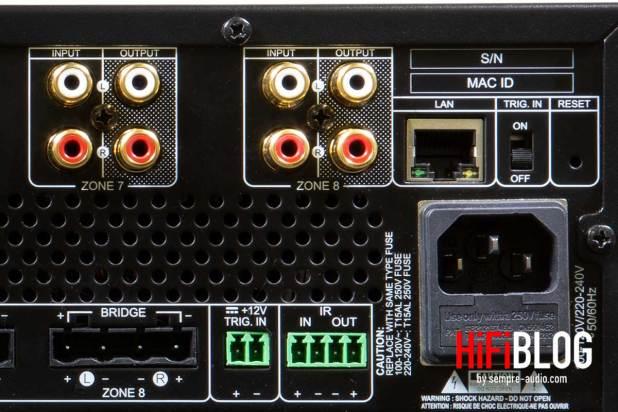 NAD CI 16 60 DSP Amplifier 04