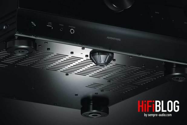 Yamaha AVENTAGE RX A4A und Yamaha AVENTAGE RX A6A 02 1