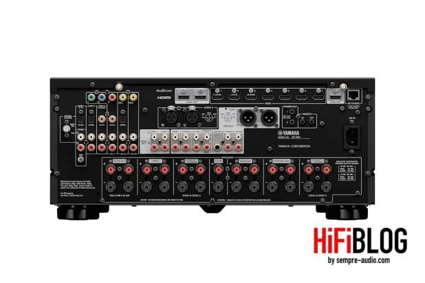 Yamaha AVENTAGE RX A8A 06