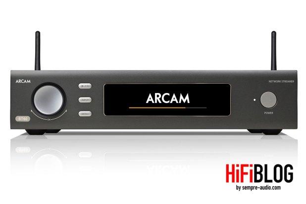 Arcam ST60 Streamer im Test 02