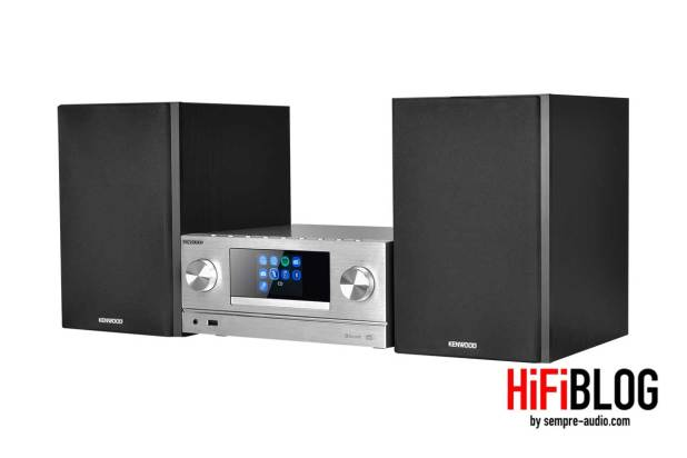 Kenwood Smart Micro HiFi System M 7000S und Kenwood Smart Micro HiFi System M 9000S 06