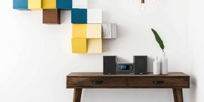 Kenwood Smart Micro HiFi System