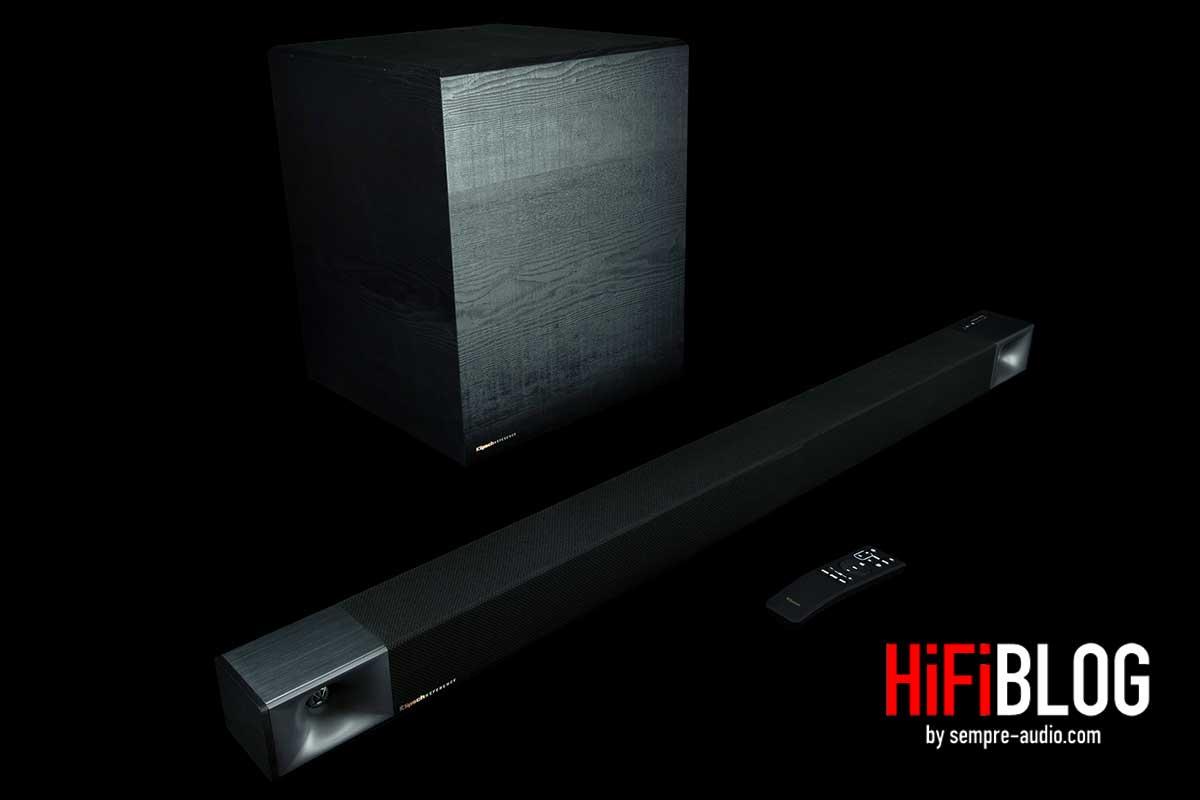 Klipsch Cinema 800 Dolby Atmos 3 1 Sound Bar 02