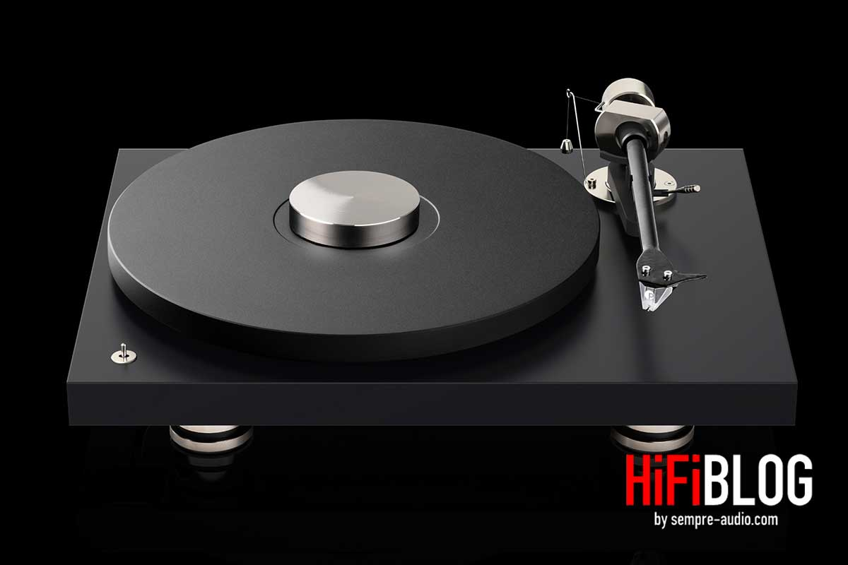Pro Ject Debut PRO 30th Anniversary Turntable 01