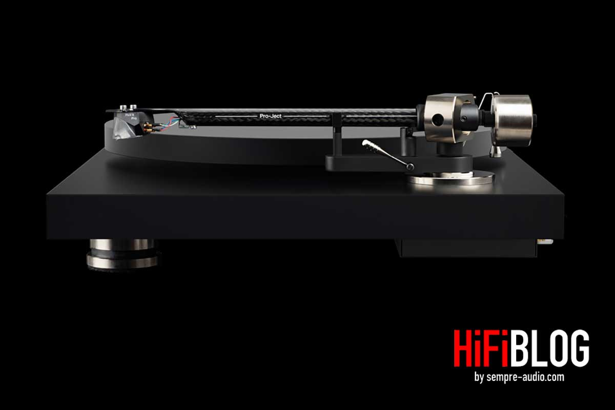 Pro Ject Debut PRO 30th Anniversary Turntable 03