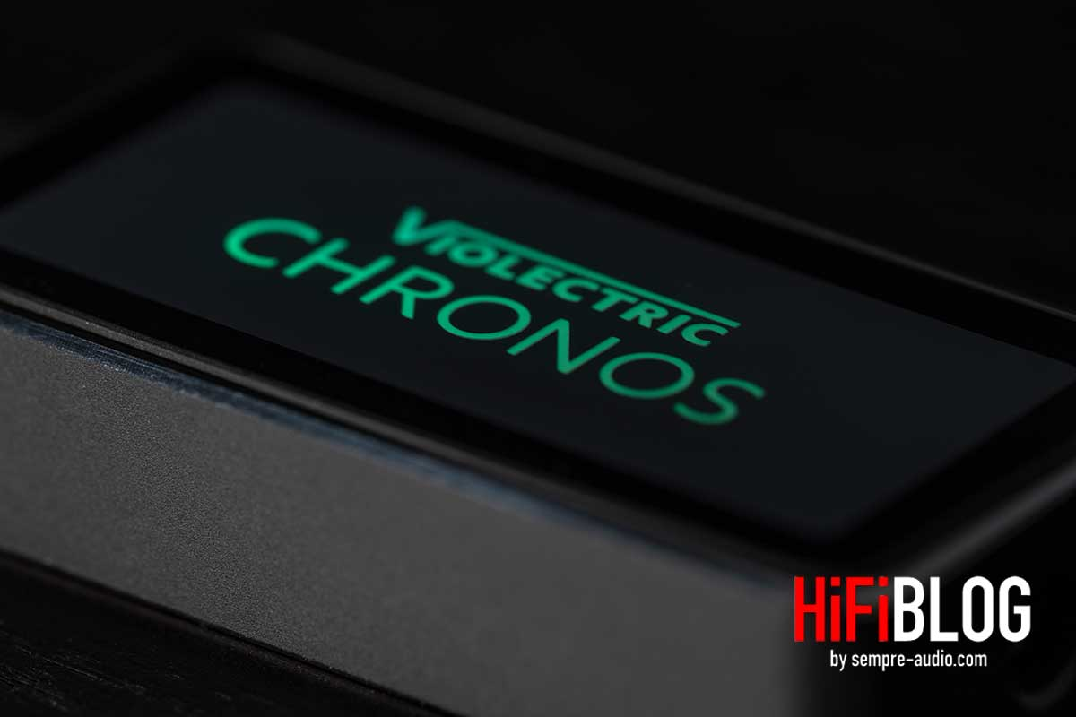Violectric Chronos - For the best music enjoyment on the road
