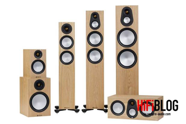 Monitor Audio Silver Series 7G 11