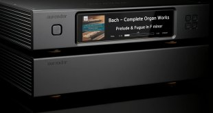 Foto © Aurender Inc. | Aurender N30SA High Definition Caching Music Server and Streamer
