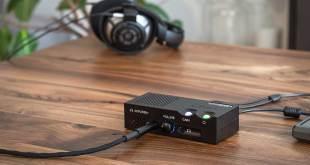 Foto © Chord Electronics Ltd. | Chord ANNI Desktop Amplifier