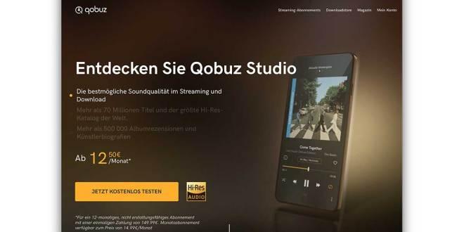 Photo © Qobuz - Qobuz adapts prices for Qobuz Studio Premier and Qobuz Studio Sublime