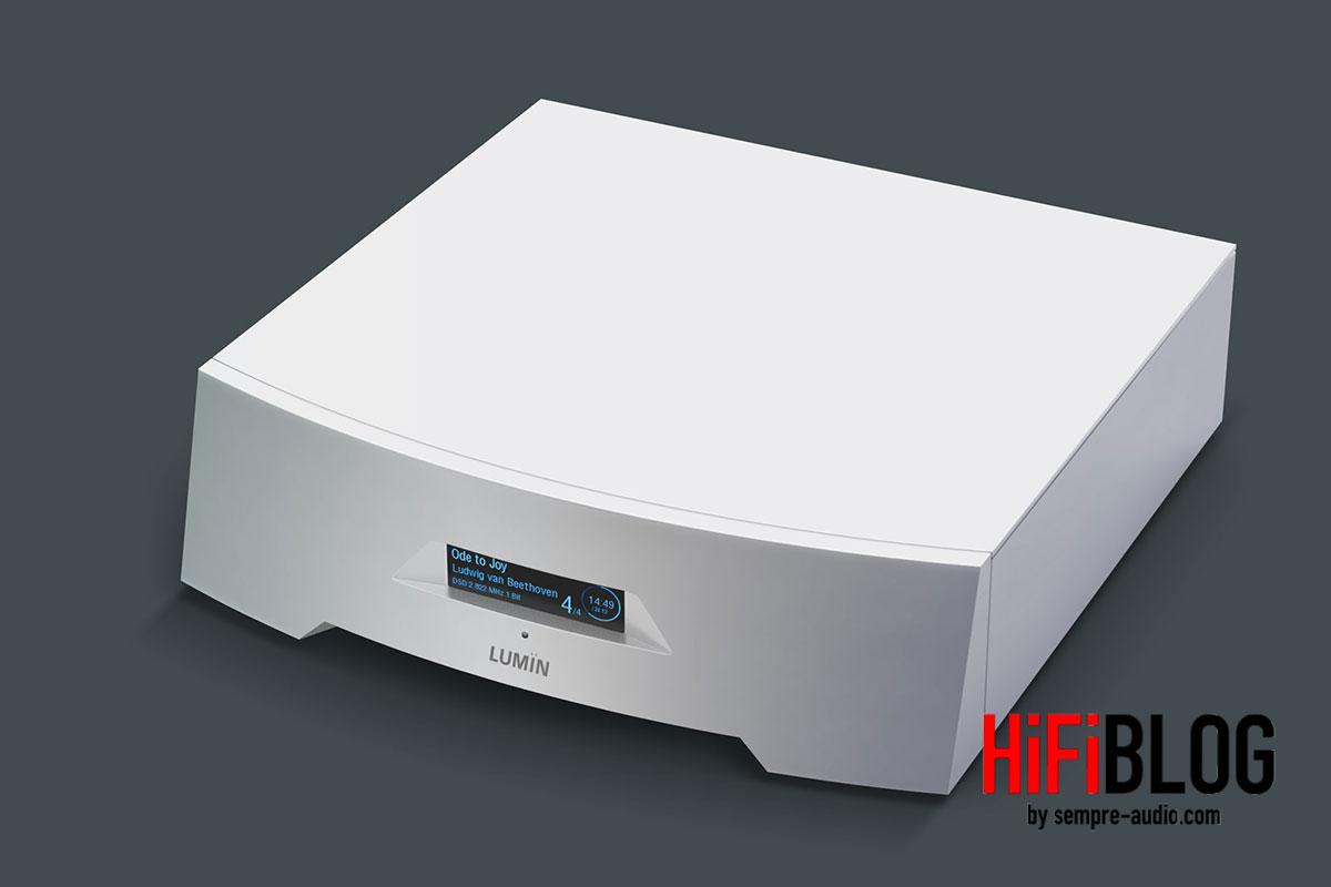 Foto © Pixel Magic Systems Ltd.   Lumin P1 Network Player