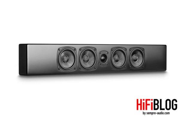 Foto © M&K Sound | M&K M90 On-wall Speaker