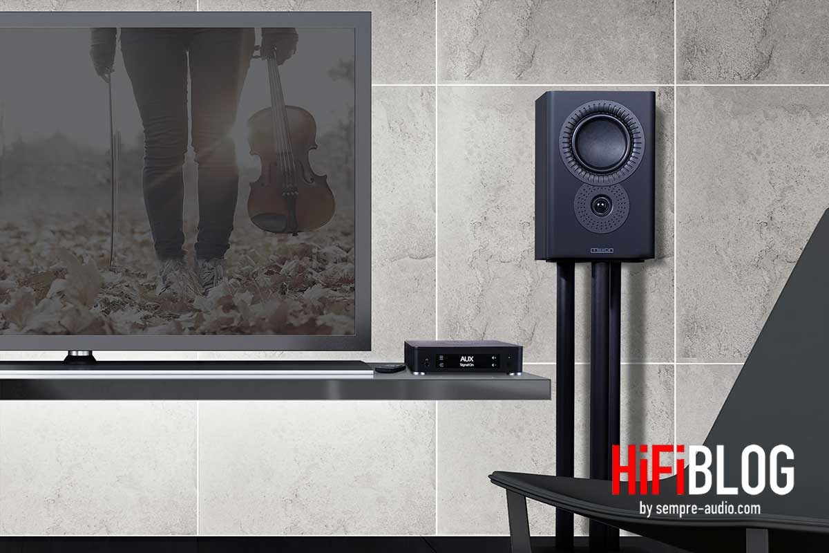 Foto © Mission | Mission LX CONNECT Wireless Speaker System