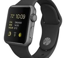Apple Black Sport Band MJ3T2LL