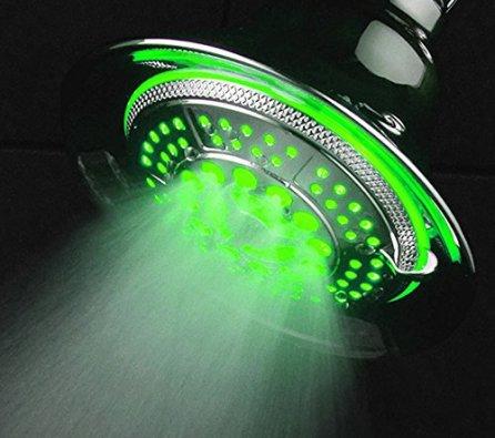 Luxurious LED Shower Head