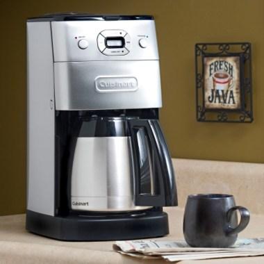 Smart Coffee Maker and Grinder