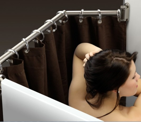 shower arm extension