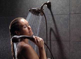 shower system extension