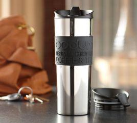 Travel French Press Coffeemaker