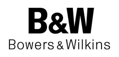b&W logo hifi