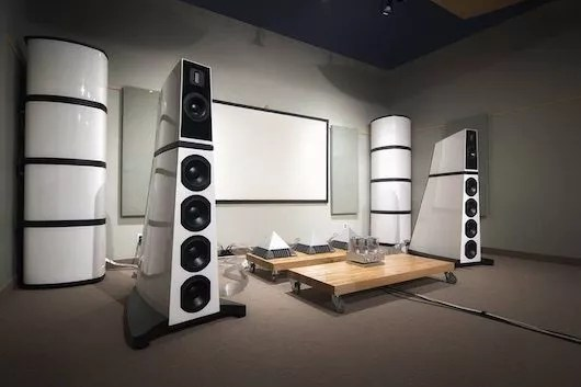 Verity audio monsalvat et Nagra