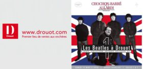 encheres beatles collection 18 mars 2017