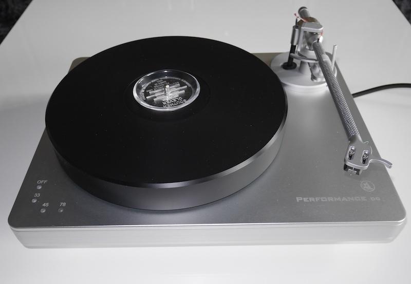 platine vinyle clearaudio performance dc vendu les. Black Bedroom Furniture Sets. Home Design Ideas