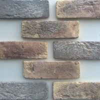 Brick Front Slips - Thin Brick Effect Cladding - Wow Factor Feature Walls - Brick Effect Tiles