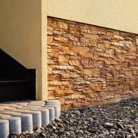 Stacked Stone Wall Panels - Stacked Stone Cladding Panels - Random Stack Stone Panels