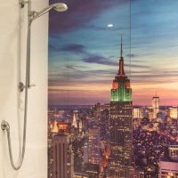 Cityscape Splashbacks - Thin Tile Panels - Thin Hygiene Panels