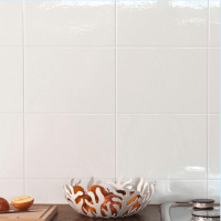 Plain White Large Tile web